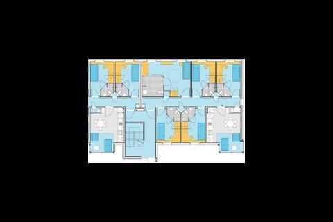 Lancaster University eco-residences plan